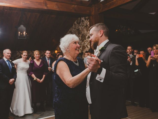Jonathan and Anne's Wedding in Windham, New York 23