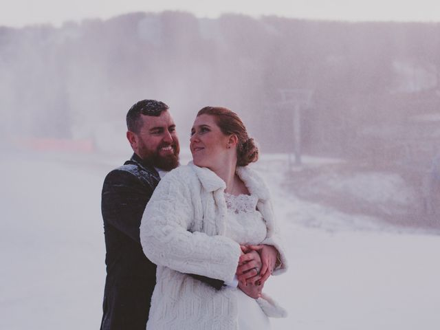 Jonathan and Anne's Wedding in Windham, New York 24