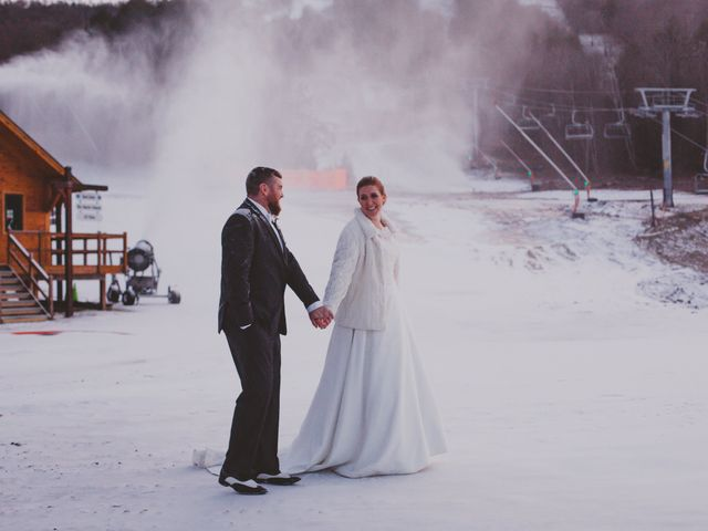 Jonathan and Anne's Wedding in Windham, New York 26