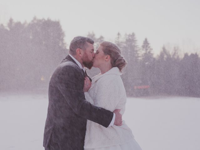 Jonathan and Anne's Wedding in Windham, New York 1