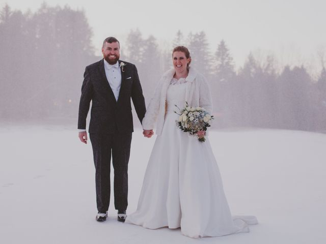 Jonathan and Anne's Wedding in Windham, New York 30
