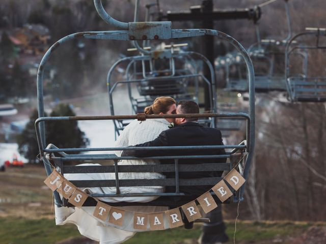 Jonathan and Anne's Wedding in Windham, New York 32
