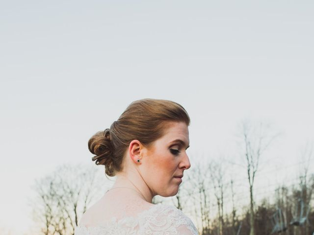 Jonathan and Anne's Wedding in Windham, New York 37