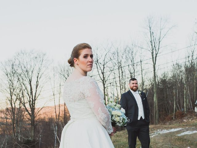 Jonathan and Anne's Wedding in Windham, New York 38
