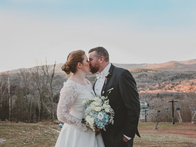 Jonathan and Anne's Wedding in Windham, New York 41