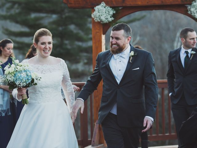 Jonathan and Anne's Wedding in Windham, New York 50