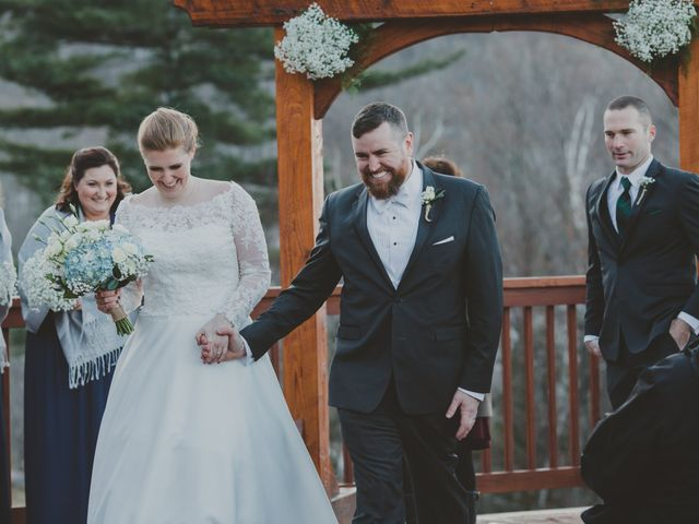Jonathan and Anne's Wedding in Windham, New York 51
