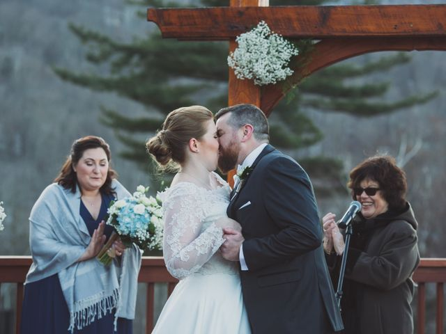 Jonathan and Anne's Wedding in Windham, New York 52