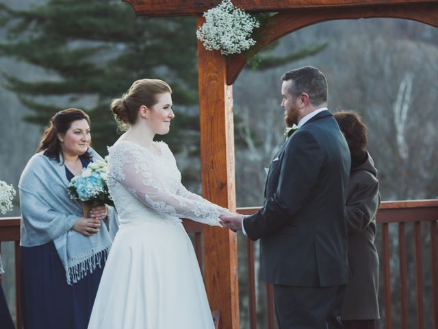 Jonathan and Anne's Wedding in Windham, New York 54