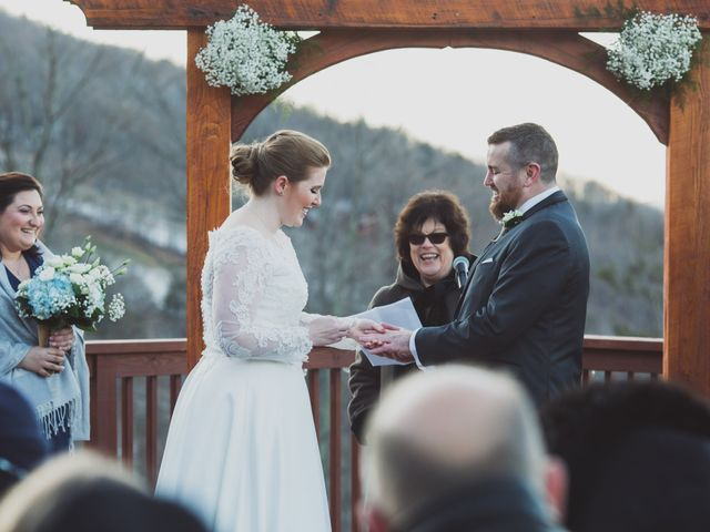 Jonathan and Anne's Wedding in Windham, New York 56