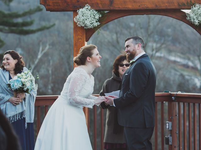 Jonathan and Anne's Wedding in Windham, New York 57