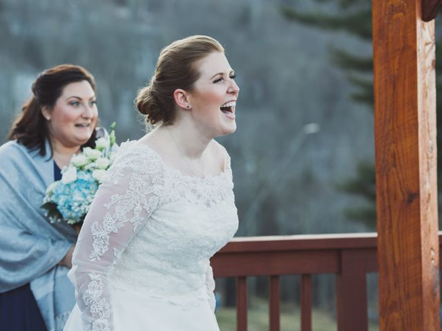 Jonathan and Anne's Wedding in Windham, New York 58