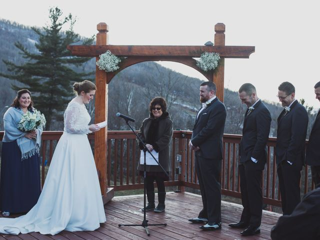 Jonathan and Anne's Wedding in Windham, New York 61