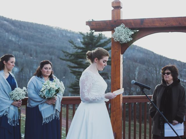 Jonathan and Anne's Wedding in Windham, New York 63