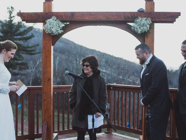 Jonathan and Anne's Wedding in Windham, New York 64