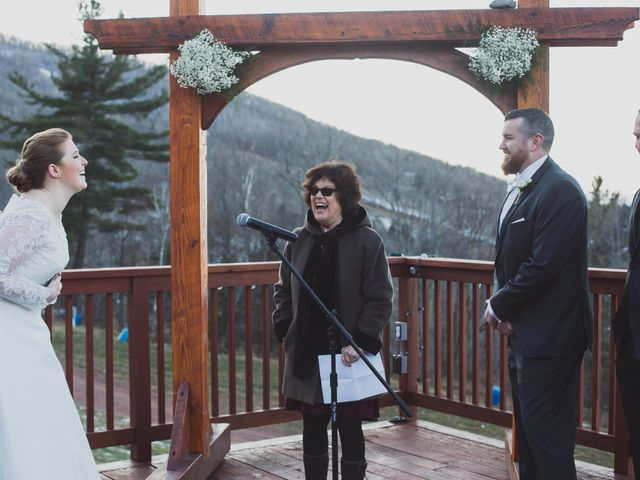 Jonathan and Anne's Wedding in Windham, New York 65