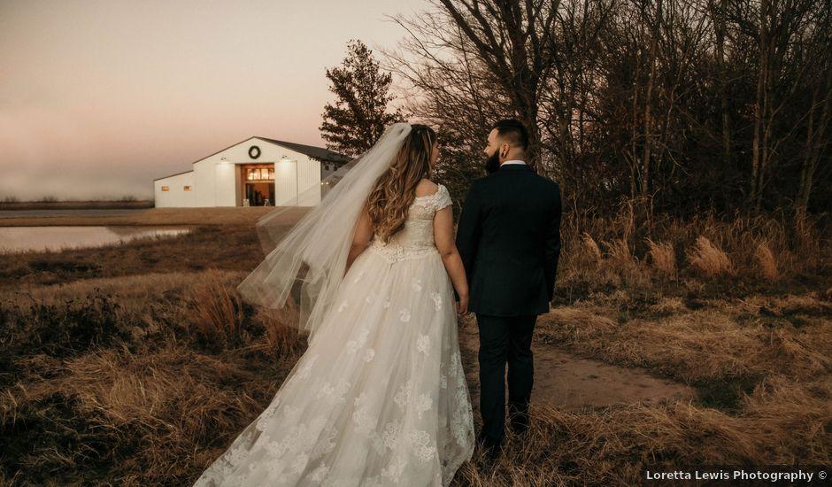 Jordan and Shelby's Wedding in Broken Arrow, Oklahoma