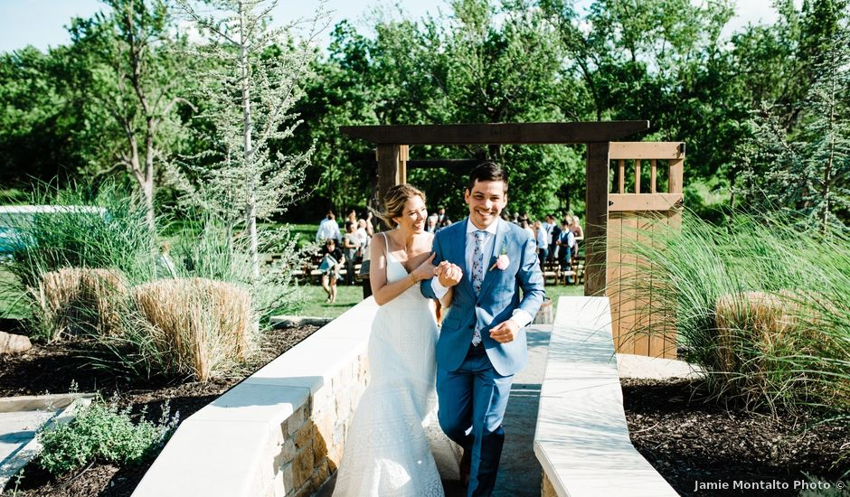 Sarah and Eduardo's Wedding in Spring Hill, Kansas