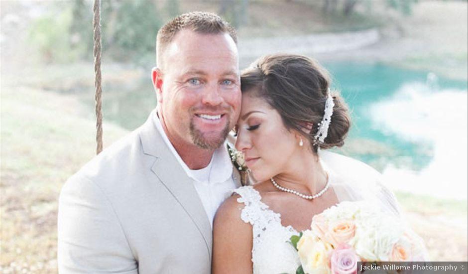 Cyndi and Chris's Wedding in Boerne, Texas