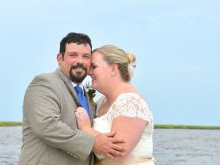 The wedding of Jon Paul and Lindsey