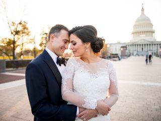 The wedding of Zahra and Jim