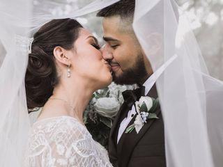 The wedding of Zaira and Joaquin