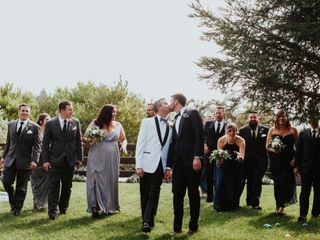 The wedding of Patrick and Evan 3