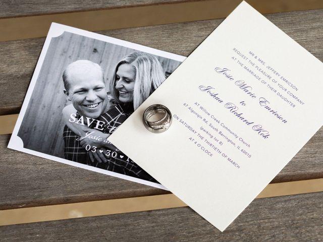 Josh and Josie's Wedding in Elgin, Illinois 1