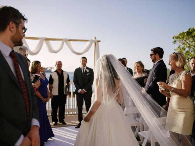Krista and Adam's Wedding in Key West, Florida 8