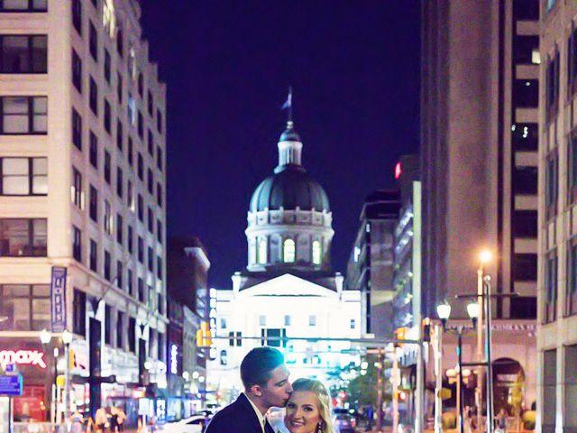 Jacob  and Elizabeth 's Wedding in Indianapolis, Indiana 4