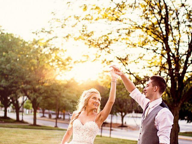 Jacob  and Elizabeth 's Wedding in Indianapolis, Indiana 8