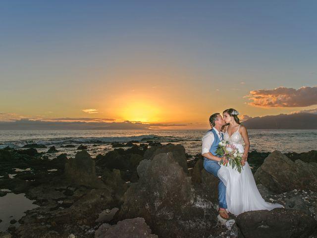 Keith and Marie's Wedding in Kihei, Hawaii 2