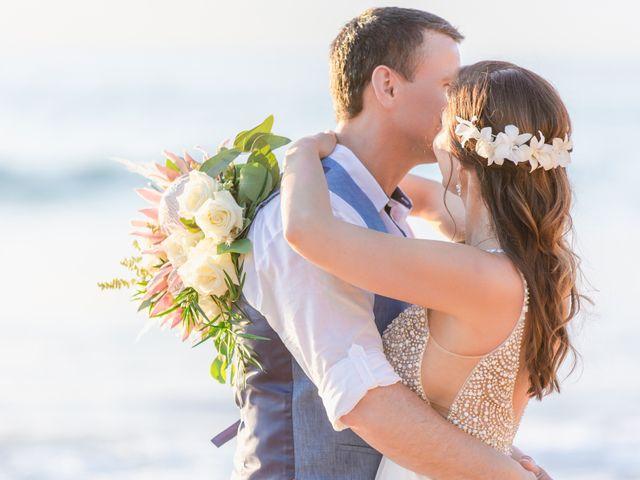 Keith and Marie's Wedding in Kihei, Hawaii 11
