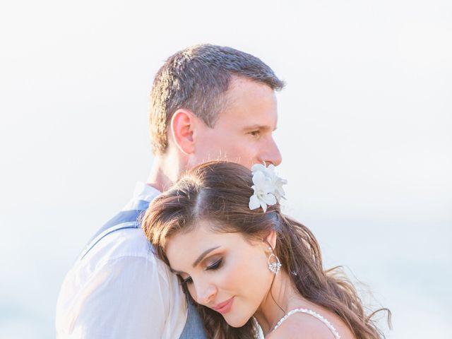 Keith and Marie's Wedding in Kihei, Hawaii 14