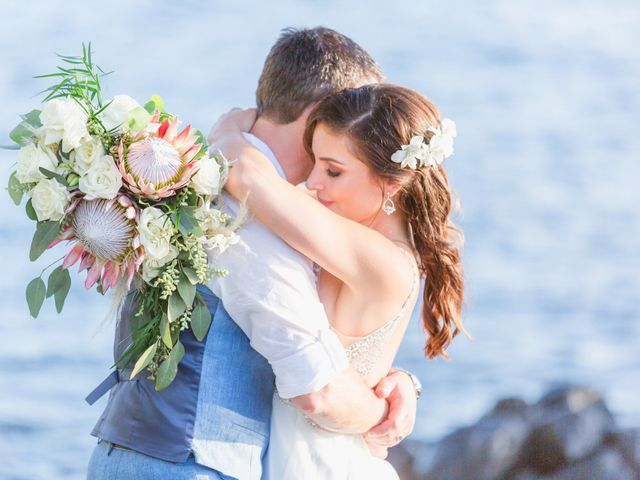 Keith and Marie's Wedding in Kihei, Hawaii 21