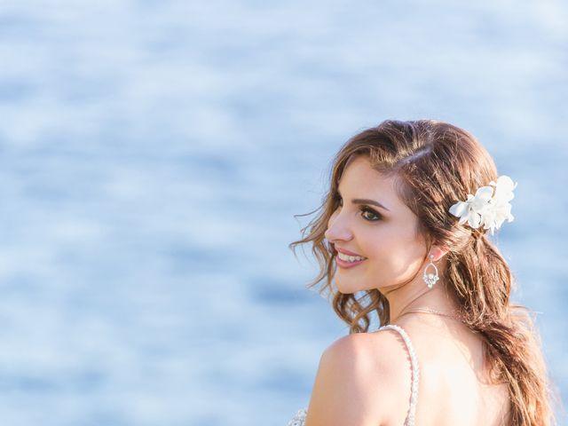 Keith and Marie's Wedding in Kihei, Hawaii 22