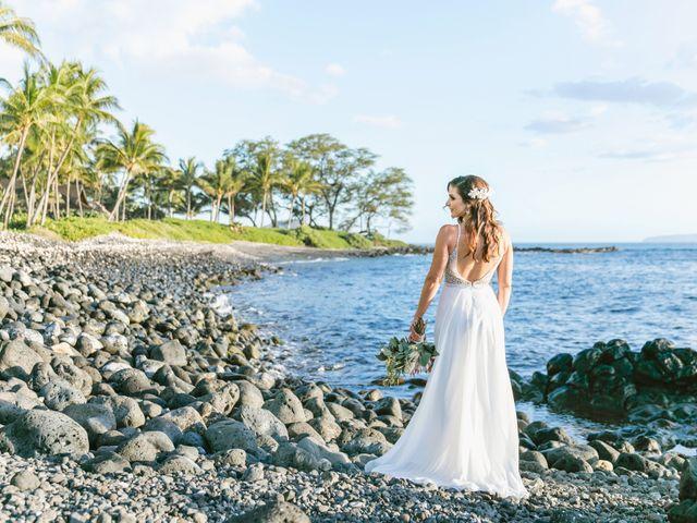 Keith and Marie's Wedding in Kihei, Hawaii 23