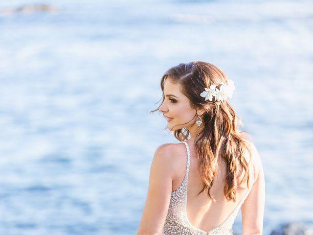 Keith and Marie's Wedding in Kihei, Hawaii 24