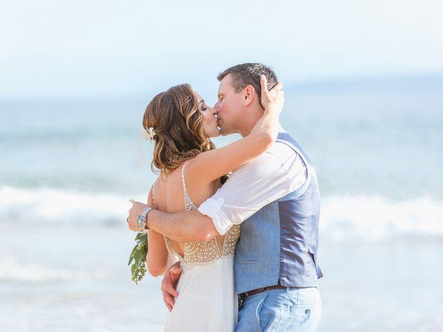 Keith and Marie's Wedding in Kihei, Hawaii 28