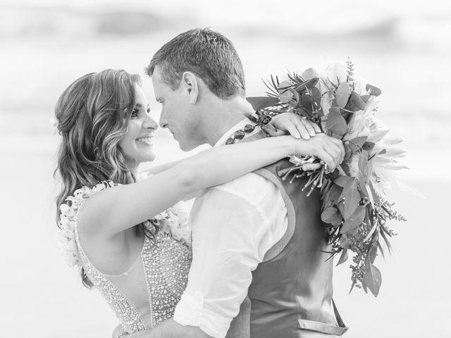 Keith and Marie's Wedding in Kihei, Hawaii 33