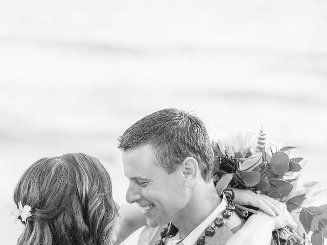 Keith and Marie's Wedding in Kihei, Hawaii 35