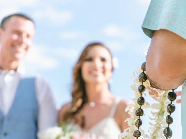Keith and Marie's Wedding in Kihei, Hawaii 42