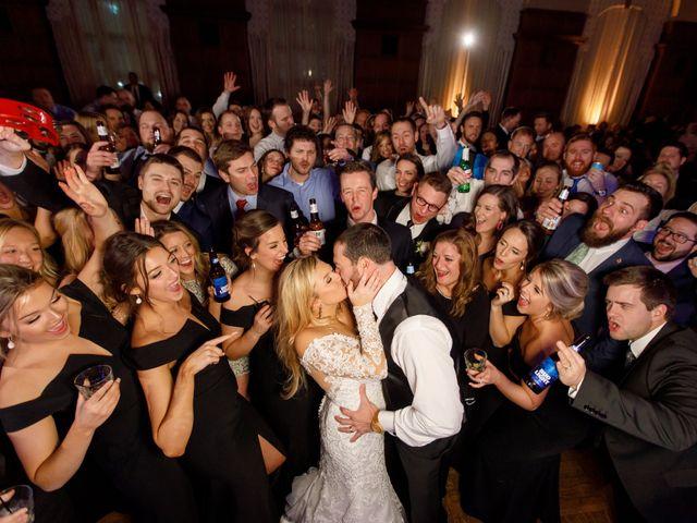 Justin and Meghan's Wedding in Cincinnati, Ohio 41