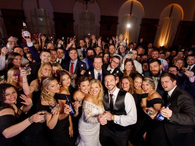 Justin and Meghan's Wedding in Cincinnati, Ohio 42