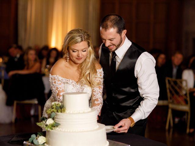 Justin and Meghan's Wedding in Cincinnati, Ohio 43