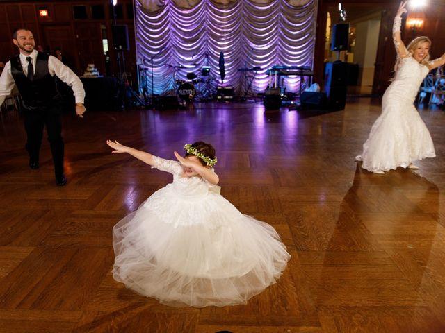 Justin and Meghan's Wedding in Cincinnati, Ohio 44