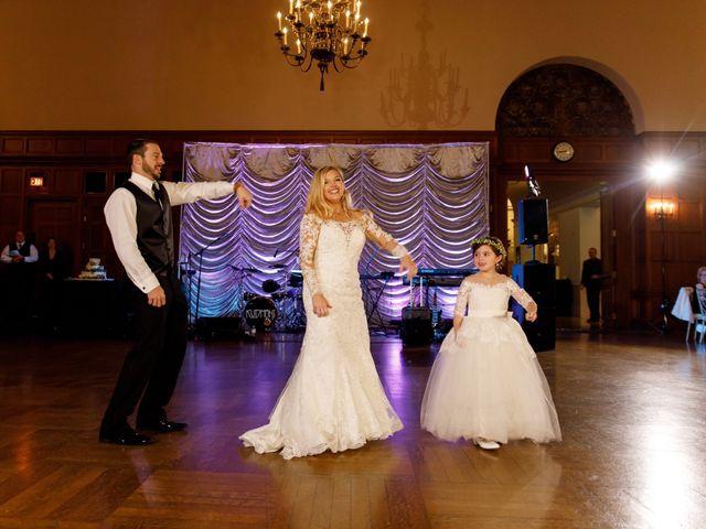Justin and Meghan's Wedding in Cincinnati, Ohio 45