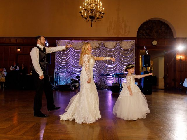 Justin and Meghan's Wedding in Cincinnati, Ohio 46