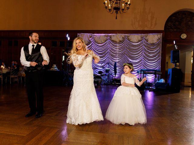 Justin and Meghan's Wedding in Cincinnati, Ohio 47