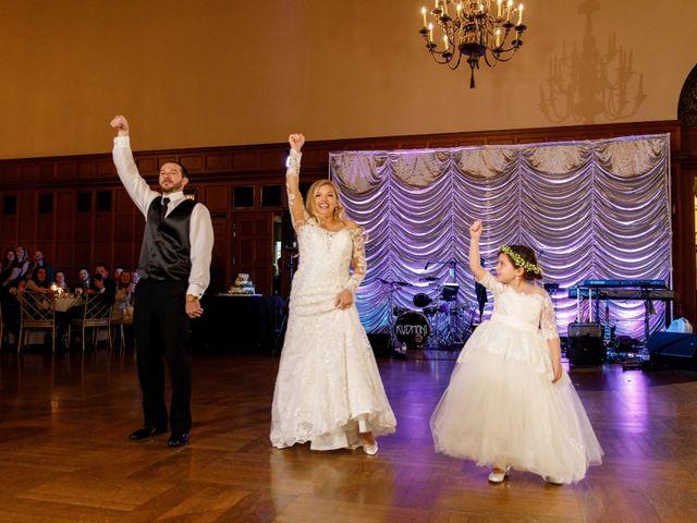 Justin and Meghan's Wedding in Cincinnati, Ohio 48